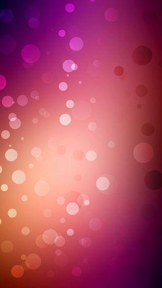 Обои на телефон цветные, розовые, круги, абстрактные
