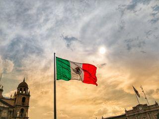 Обои на телефон флаг, триколор, мексика