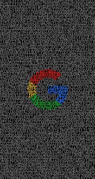 Обои на телефон типография, темные, тема, новый, логотипы, крутые, гугл, google, 929