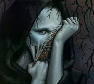 Обои на телефон скины, ужасы, скелет, готы, готические, skin goth, goth skin