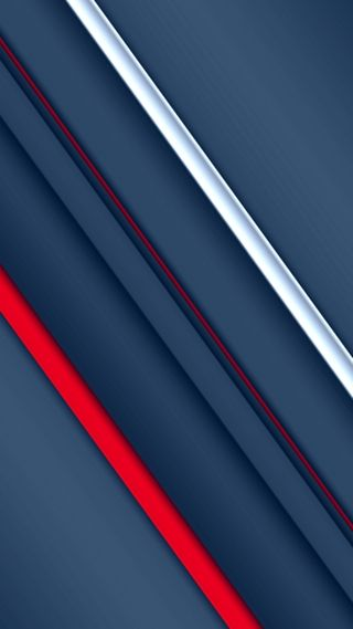 Обои на телефон современные, синие, полосы, минимализм, материал, линии, дизайн, андроид, material design 721, hd, android, 4k