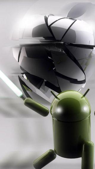 Обои на телефон джедай, эпл, свет, сабля, звезда, войны, андроид, jedi android, apple