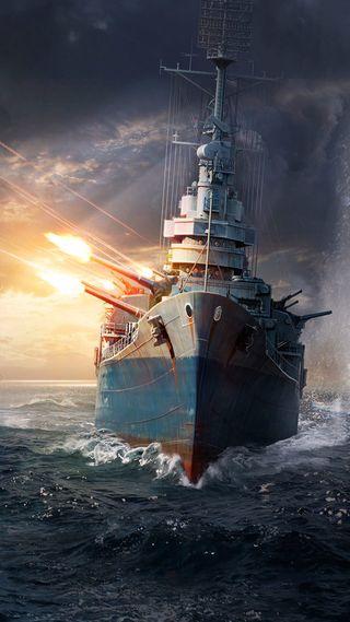Обои на телефон игровые, мир, война, world of warships, war gaming, pc, hd
