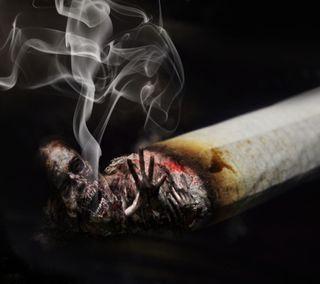 Обои на телефон смертоносный, себя, плохой, мертвый, конец, дым, высказывания, smokekillsyou, kill, bad end