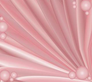 Обои на телефон розовые, дизайн, satin