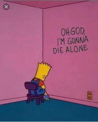 Обои на телефон симпсоны, барт, фото, депрессивные, грустные