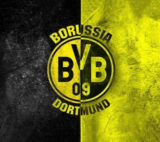 Обои на телефон германия, логотипы, дортмунд, боруссия, bvb, borussiadortmund