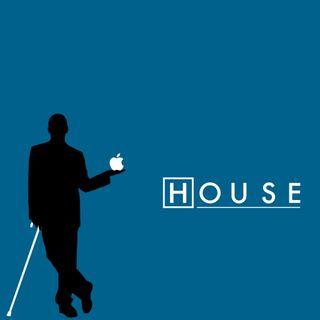 Обои на телефон эпл, дом, dr house - apple, dr house, apple