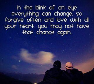 Обои на телефон шанс, простить, менять, любовь, глаза, love, everything, blink