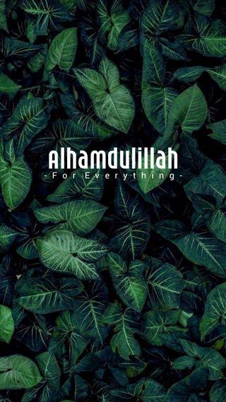 Обои на телефон мусульманские, черные, природа, милые, исламские, дерево, благодарность, аллах, alhamdulillah
