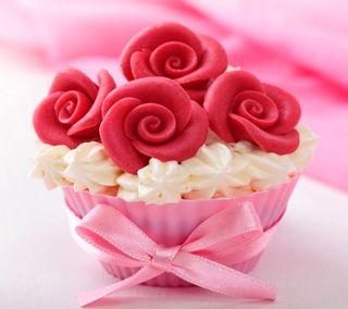 Обои на телефон торт, романтика, розы, розовые, милые, любовь, валентинка, love