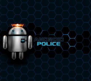 Обои на телефон символы, полиция, игры, бренды, андроид, android