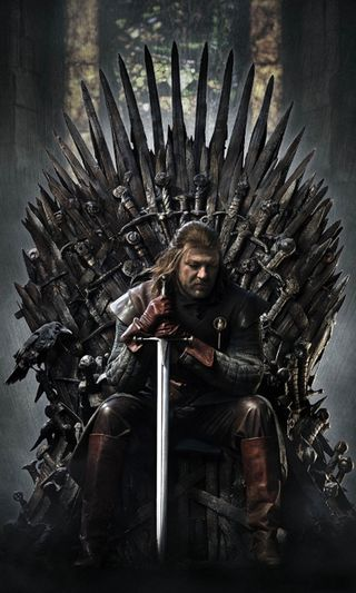 Обои на телефон трон, старк, престолы, игра, железный, sean, of thrones, ned, bean