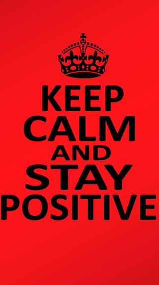 Обои на телефон позитивные, спокойствие, stay positive, keep calm