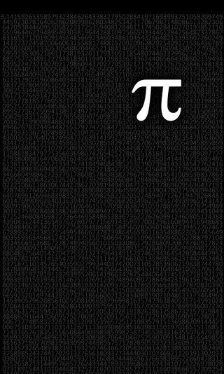 Обои на телефон символ, абстрактные, pi symbol, pi