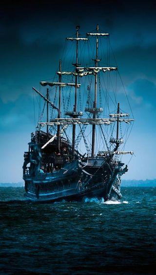 Обои на телефон пираты, mi9, bh7