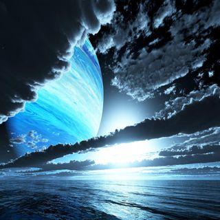 Обои на телефон планеты, приятные, прекрасные, облака, небо, милые, взгляд, sky clouds planets