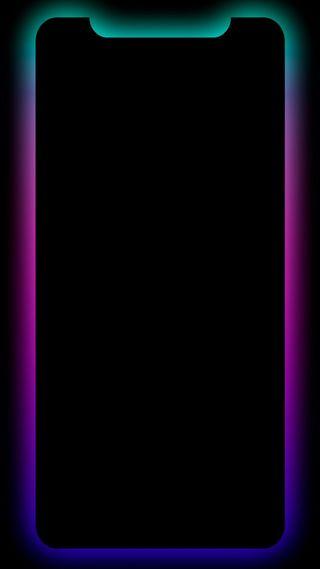 Обои на телефон грани, экран, черные, фиолетовые, синие, розовые, зеленые, айфон, iphone, hd