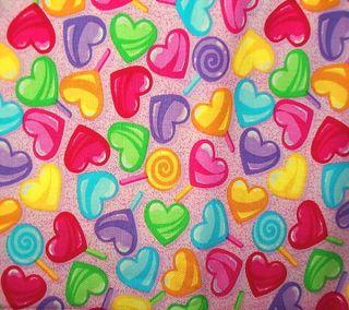 Обои на телефон сердце, любовь, красочные, love, lollipop, heart lollipops