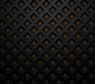Обои на телефон стальные, шаблон, черные, текстуры, металл