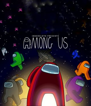 Обои на телефон свобода, космос, игра, twitch, space killing game, amoung us