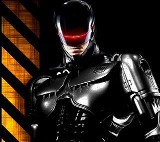 Обои на телефон воин, фильмы, робот, киборг, sci-fi, robocop