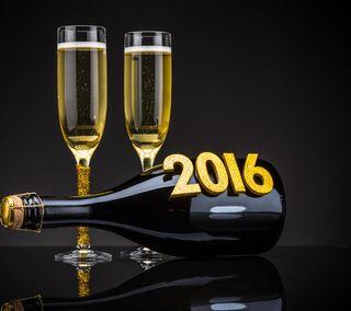 Обои на телефон праздник, новый, напиток, алкоголь, new years 2016, new years, 2016