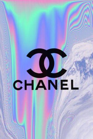 Обои на телефон бренды, chanel