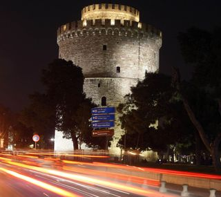Обои на телефон греция, thessaloniki