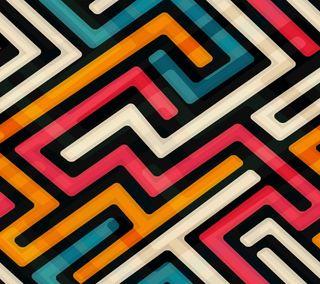 Обои на телефон шаблон, цветные, красочные, абстрактные