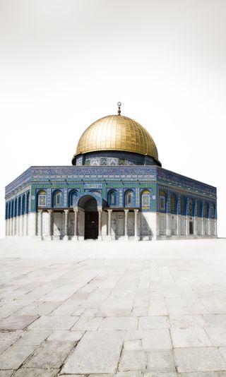 Обои на телефон мечеть, ислам