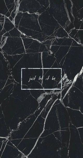 Обои на телефон треснутые, мрамор, цитата, абстрактные, marble affect