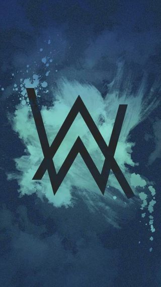 Обои на телефон певец, символ, музыка, логотипы, алан, walker