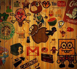 Обои на телефон технология, технологии, мотивация, логотипы, дерево, бренды