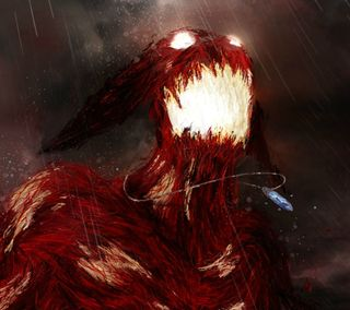 Обои на телефон демон, наруто, лиса, аниме, nine tails, naruto shippuden, demon fox cloak