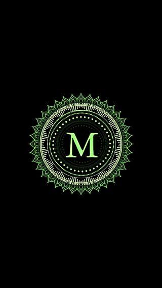 Обои на телефон всегда, самсунг, зеленые, галактика, stamp, samsung, monogram, m stamp, initial, galaxy, always on display