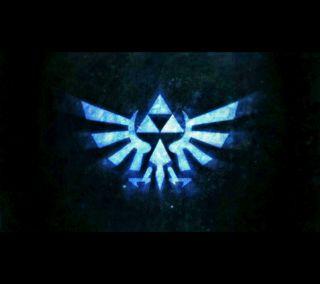 Обои на телефон зельда, символ, легенда, triforce, hyrule, hylian, crest