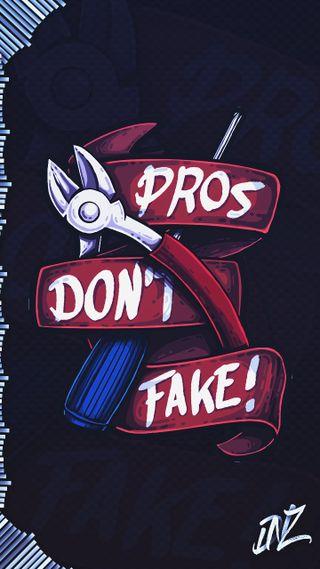 Обои на телефон не, кс го, игры, pros dont fake, dnz, cs go