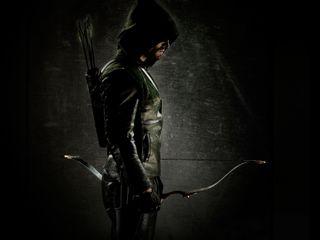 Обои на телефон стрела, одиночество, лук, зеленые, green arrow