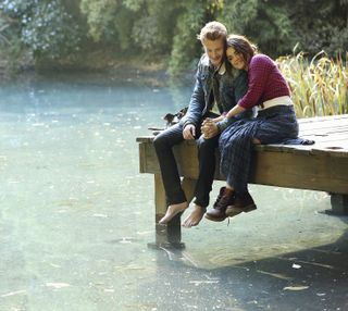 Обои на телефон симпатичные, озеро, маленький, любовь, pretty little liars, love