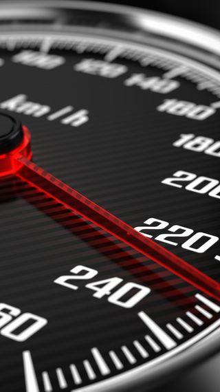 Обои на телефон скорость, измерять, speedometer, km/h, 230