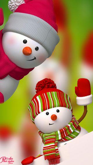 Обои на телефон темы, санта, рождество, jojojo nieve
