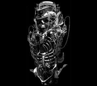 Обои на телефон иллюстрации, череп, музыка, мертвый, король, дизайн, абстрактные, skull abstract music