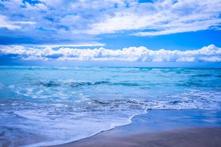 Обои на телефон берег, природа, пляж