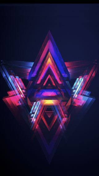 Обои на телефон кристалл, бриллиант, темные, абстрактные, s6