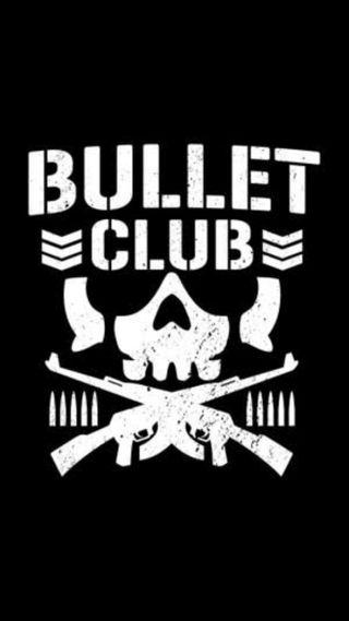 Обои на телефон рестлинг, логотипы, клуб, wwe, roh, pwg, njpw, bullet club