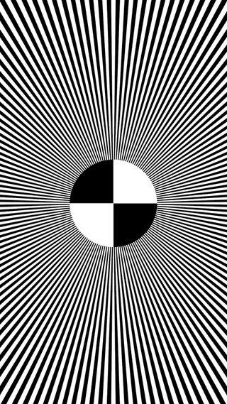 Обои на телефон полосы, черные, цветные, гипнотический, белые, hypnotic stripes