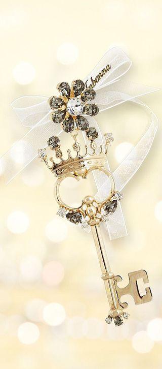 Обои на телефон ключ, цветы, симпатичные, сверкающие, принцесса, корона, королева, золотые, девчачие, queens key, crowns