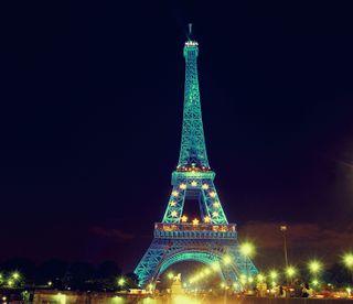 Обои на телефон романтика, башня