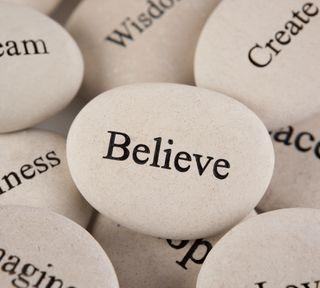 Обои на телефон верить, мир, камни, create, believe 2